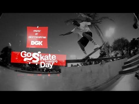 DGK - Go Skate Day 2017