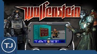 PSP/PSP GO Wolfenstein 3D [Game Download] Homebrew 2017!