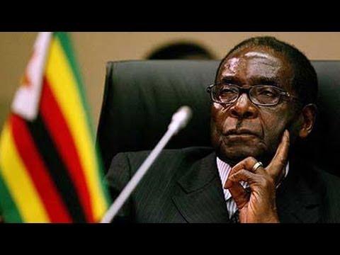 Robert Mugabe's inauguration ceremony