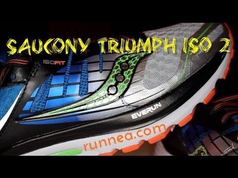 Saucony Triumph ISO 2, ¡¡¡Menudo CAMBIO!!!