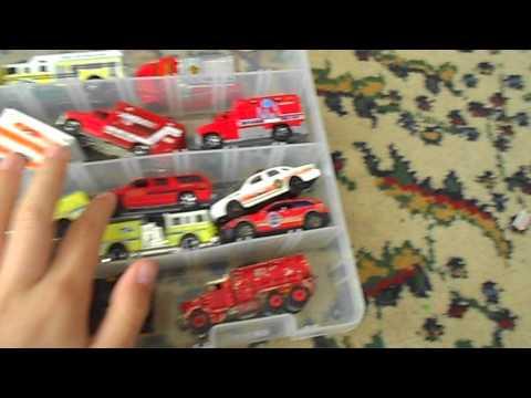 Los Angeles Ambulance Toy