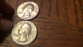 1966 and 1982 Quarters