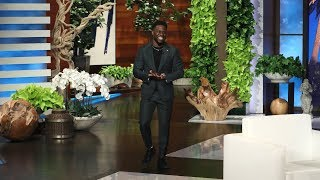 Kevin Hart Opens Up About Oscars Controversy
