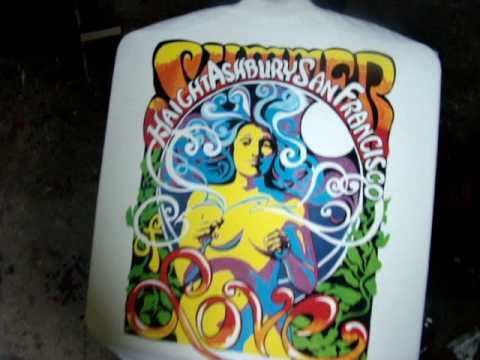4 Color CMYK Screen Printing Process - Sixty Six Silk Screening - Albuquerque, NM