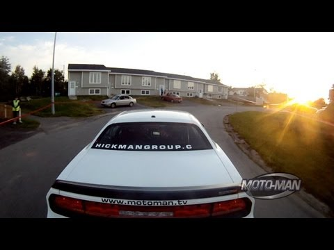 0 MotoMan   Targa Newfoundland    Gander Stage Mopar Ride Savista Music Video    MotoMan.TV
