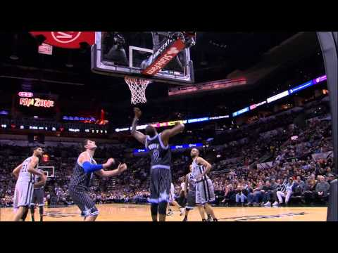 Top 10 San Antonio Spurs Plays of the 2013-2014 Season