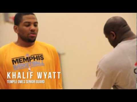 Chuck Ellis Workouts: Khalif Wyatt