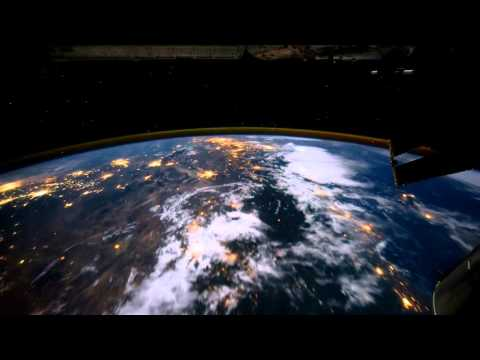 Earth from Space HD (Hans Zimmer - Time, Inception OST)