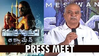 Aquaman Movie Telugu  Press Meet  | James Wan ,Warner Bros., DC Entertainment Inc, Cruel and