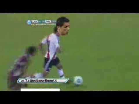 Gol de Cristiano Ronaldo en River