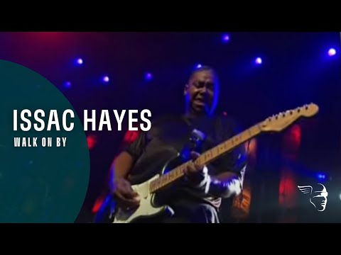 Issac Hayes - Walk On By (From Montreux 2005)