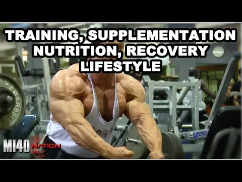 Ben Pakulski Training, Supplementation, Nutrition, Recovery, Lifestyle