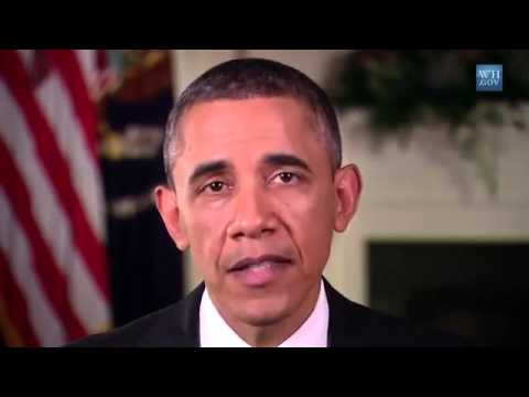 Weekly Address- Helping Protect Our Kids by Reducing Gun Violence