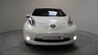 Used 2014 Nissan Leaf | Used Nissan NI | Shelbourne Motors NI | SE14YDT