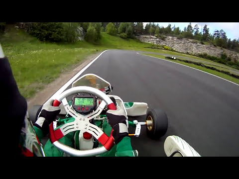 GoPro HD Go Kart Rotax Max Junior 125cc Onboard Cam