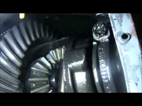 2001 FORD F150 REAR DIFFERENTIAL FLUID CHANGE WMV V9