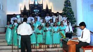 'Girinirakal Paadunnu': CSI Christ Church, Alleppey, Carols 2009