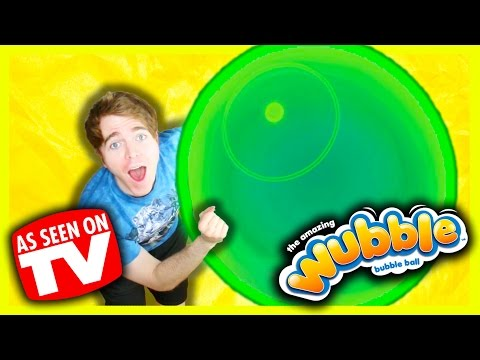 PLAYING WITH THE WUBBLE BUBBLE