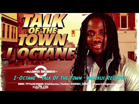 I-Octane - Talk Of The Town - July 2014