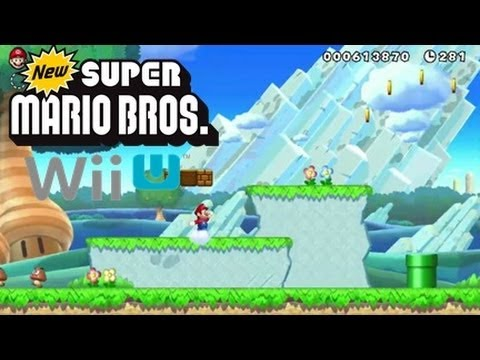 Let's Play New Super Mario Bros Wii U - Coming Soon!!!