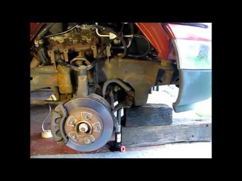 Removing the exhaust manifold from a 5.4L Ford F150 Part 1 preliminary disassembly