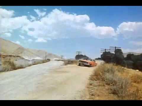 "Трейлер ""Дуэль"", 1971 год, реж. С. Спилберг"