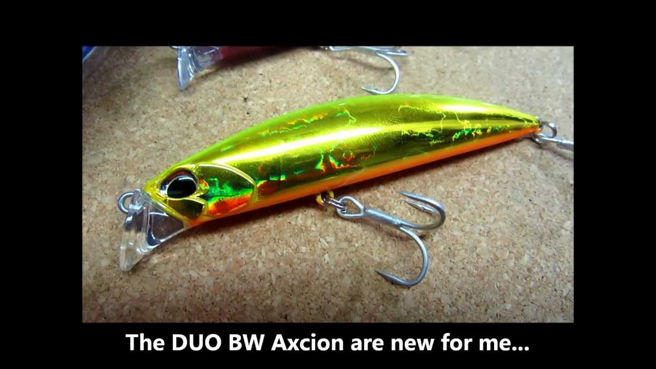 Saltwater fishing tackle my duo lures the best for Japanese fishing lures