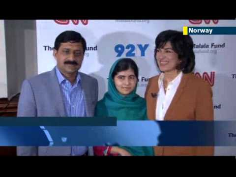 Syria Overshadows Malala: Group destroying chemical weapons wins 2013 Nobel Peace Prize
