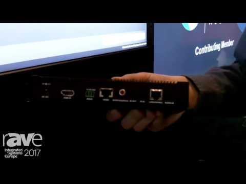 ISE 2017: DVIGEAR Shows DisplayNet DN-100 Series