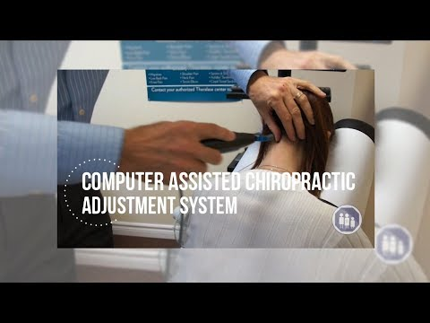Computer Assisted Chiropractic Adjustment System