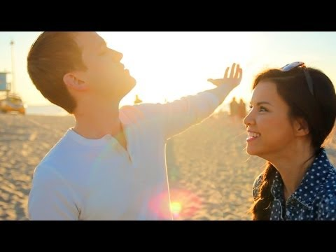 Imagine Dragons - It's Time - Luke Conard And Missglamorazzi Music Video Cover video