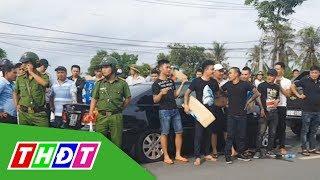 Những người trong xe bị giang hồ Đồng Nai bao vây là công an | THDT