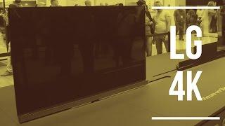 LG gamma TV 4K: anteprima video da IFA 2106 | HDBlog.it