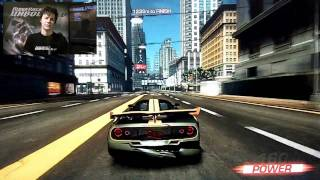 Ridge Racer Unbounded hands-on part 1 of 3