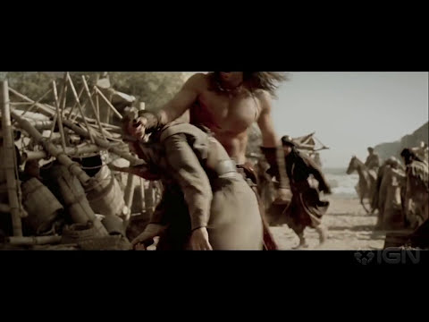 Conan: Exclusive Red Band Movie Trailer