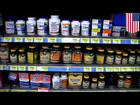 Nutritional supplements danger: dietary products lead to 23,000 ER visits a year - TomoNews