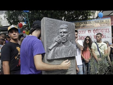 Greece: Rapper killed by Golden Dawn supporter remembered