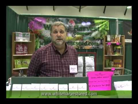 White Harvest Seed at The Self Reliance Expo