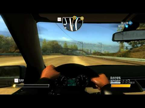 Driver San Francisco - Range Rover Sport review [Full Hd 1080p].