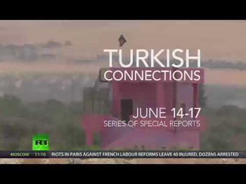Turkish Connections: RT's special reports from the border with Syria (PROMO)