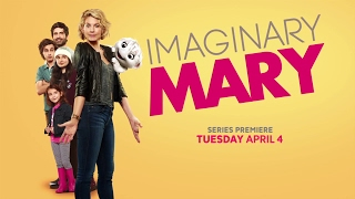 Imaginary Mary (ABC) Promo HD - Jenna Elfman comedy series