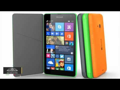 First Microsoft branded Smartphone Lumia 535 Launched in India