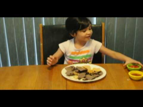 Mahtab's Big Kid Cooking Show – Episode 3