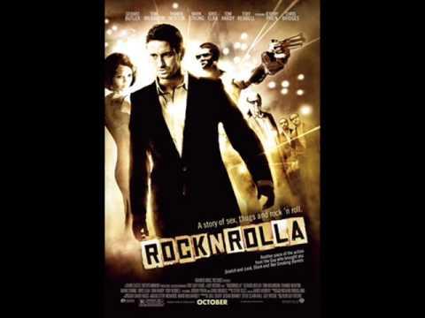 The Clash - Bankrobber - RocknRolla - YouTube