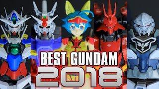 BEST GUNDAM GUNPLA OF 2018 - MECHA GAIKOTSU