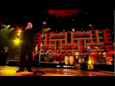 Phil Collins - Finally The First Farewell Tour - CD1 Music Videos