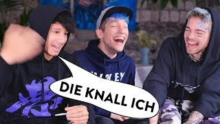 KISS 💦 MARRY 💍 K1LL ☠ - Lachflash Edition mit Julien Bam und Taddl😂