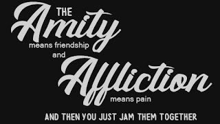 """The Amity Affliction """"This Could Be Heartbreak"""" LIVE! Texas Mutiny 2016 - Dallas, TX"""