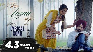 Tera Lagna Ni Ji with Lyrics | Ravinder Grewal | Latest Punjabi Songs 2018 | Yellow Music