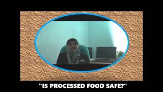 Download Processed Food; Easy On Time, Hard On Health by Scien-Fie Studio 3Gp Mp4